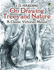 On Drawing Trees in Nature A Classic Victorian Manual Book Cover